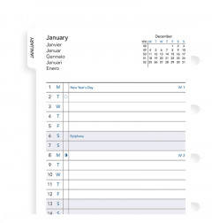 Filofax Notebook Pocket Month Planner