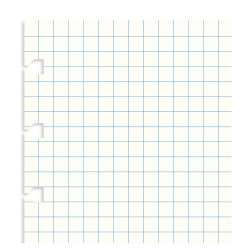Filofax Notebook Squared Σημειώσεις